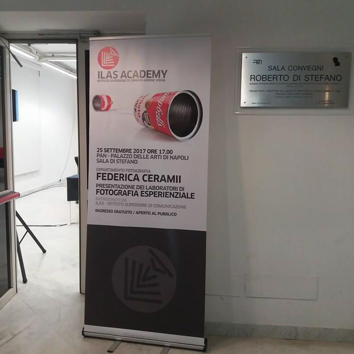 Presentazione laboratori ILas